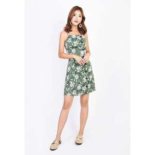 MGP JEREINA FLORAL DRESS