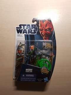🚚 Star Wars Clone Wars Ahsoka in Scuba Gear