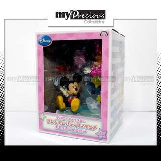 Sega Premium Disney Character Buddy Mickey & Minnie