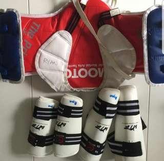teakwondo body guard