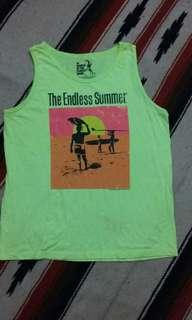 The Endless Summer singlet