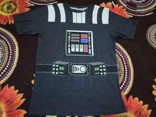 T-shirt star wars kain sambung