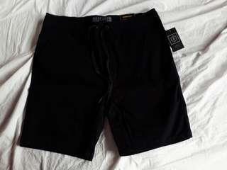 Men's Black Shorts - West 49