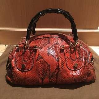Gucci phyton limited edition