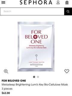 🚚 For Beloved One Melasleep Mask