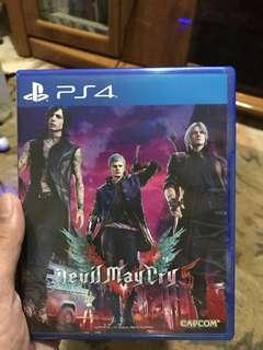 Devil May Cry 5 DMC5 PS4