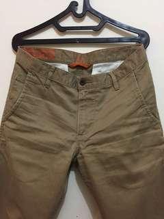 DOCKERS Alpha Khaki Celana Panjang Chino