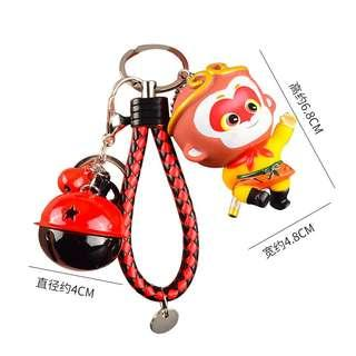 Sun wu kong keychain/figurine