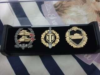 🚚 WOT戰車世界徽章