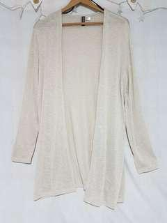 H&m divided loose knit cardigan