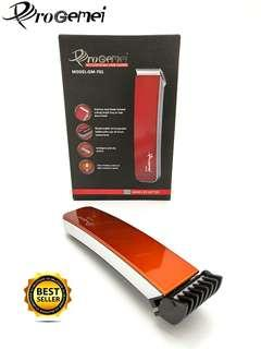 ProGemei GM-701 Hair And Beard Trimmer Hair Clipper Professional