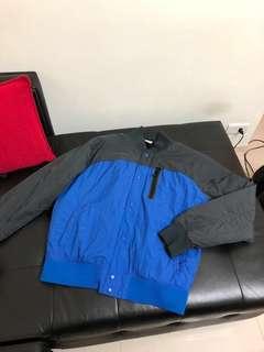 美國NIKE 男性防風夾克外套XL