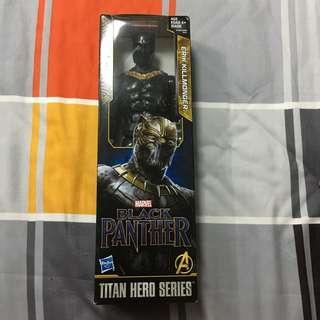 🚚 Black Panther Titan Hero Series - Erik Killmonger