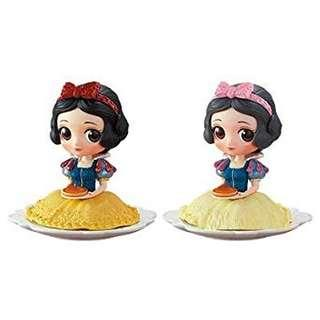 Japan Banpresto Q Posket Disney Characters - Snow White (Toreba)