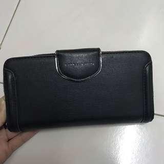 Cnk black wallet