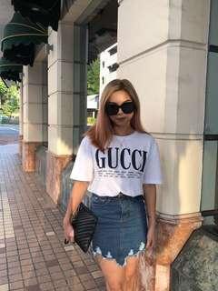 Gucci t