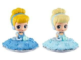 Japan Banpresto Q Posket Sugirly Disney Characters - Cinderella (Toreba Japan)