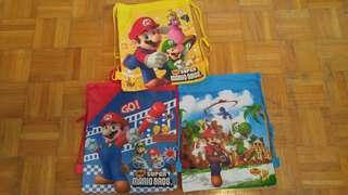 Super Mario Bros Backpacks