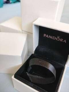 Pandora Charm/Ring Jewelry Boxes