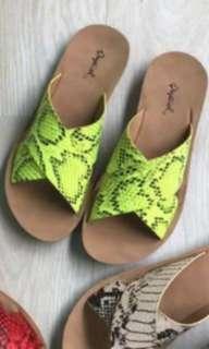 Outdoor Summer flip flop 拖鞋 沙灘鞋