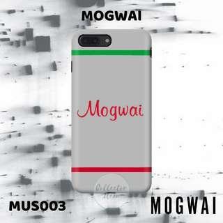 Custom Case Band MOGWAI (MUS003)