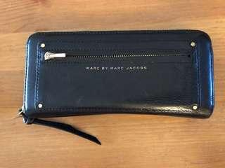 Authentic Marc Jacobs Leather Wallet