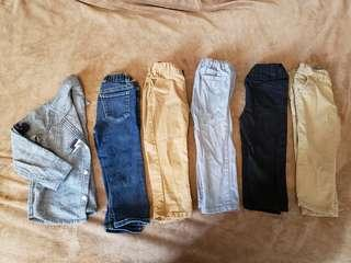 2T boys apparel (take all)