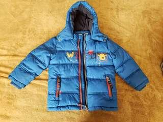 Boy's winter jacket 18mos
