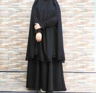 Abaya renda