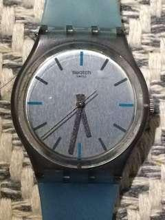 Swatch blue