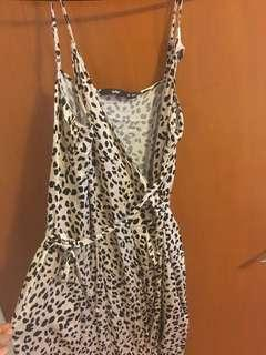 Sportsgirl Leopard Print Wrap Dress
