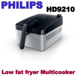 Philips 0.8 Liter Deep Fryer - Daily Collection HD9210