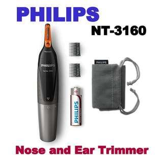 Philips Nose and Ear Trimmer  NT3160