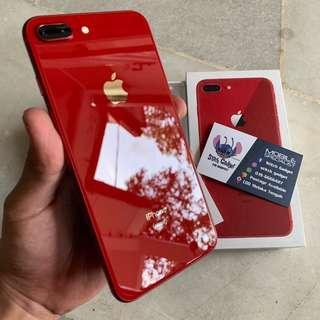 iPhone 8 Plus 64Gb Red Myset