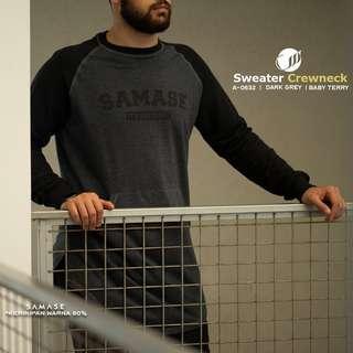 🚚 Sweater crewneck Size M,L,XL