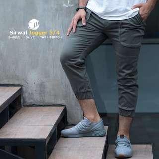 🚚 Jogger 3/4 Size S,XL