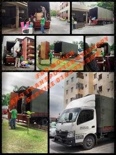 Professional Lorry Mover Service