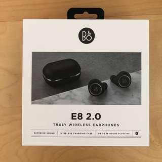 (Flash sale) Bang & Olufsen B&O E8 2.0 bluetooth headphone 全新香港豐澤行貨 $3250 ( better than Jabra, Sony, AirPod, Sennheiser also have Rolex, Leica, Huawei, Supreme)