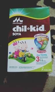 Morinaga chil kid 3