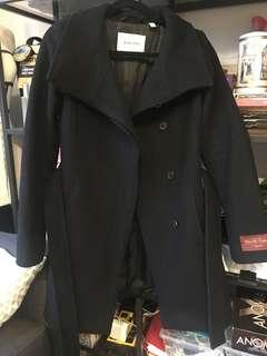 Babaton Aritzia wool coat size XXS wool and cashmere