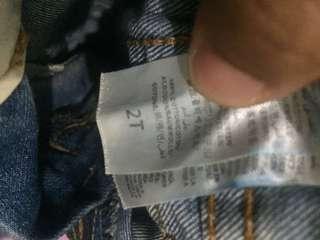 Celana jeans guess ori