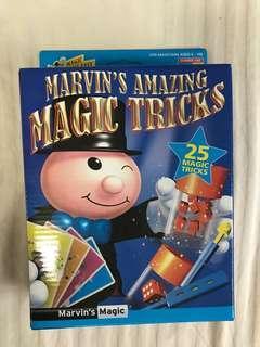 Marvin's Amazing Magic Tricks Box Set