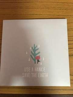 Innisfree Ecohankie #endgameyourexcess