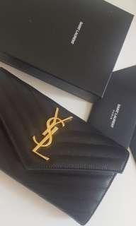Ysl monogram wallet