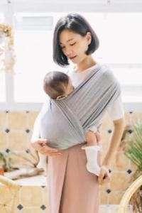 🚚 Konny Baby Carrier (grey)