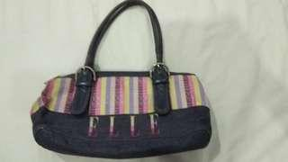 Elle Sport Denim Handbag