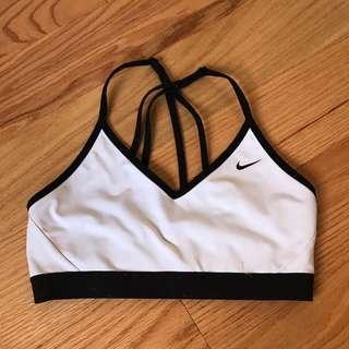 Nike sports bra (M)
