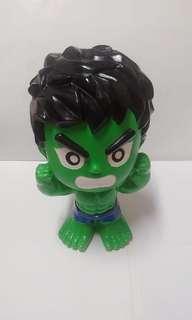 🚚 Incredible Hulk DIY Coin Box