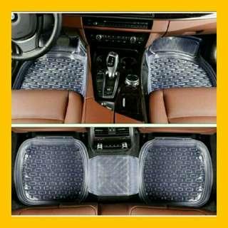 5pcs Waterproof Universal Car Mat