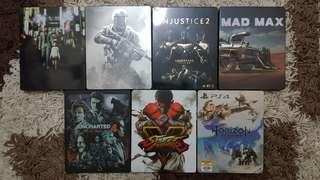 Ps4 Steelcase collection